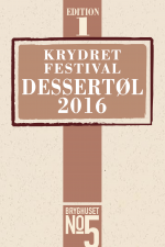 Krydret Dessertøl